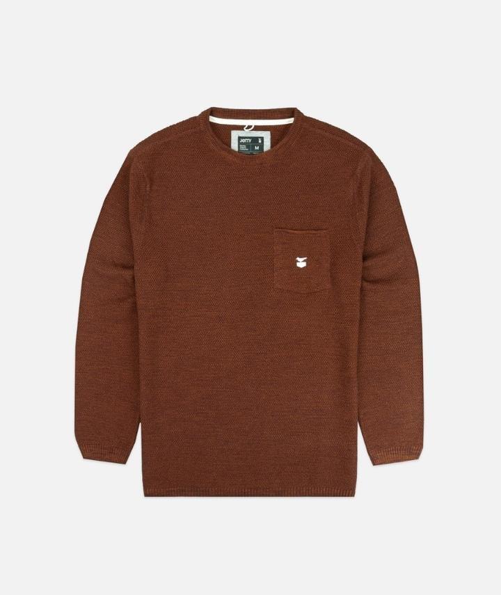 Jetty Brine Sweater