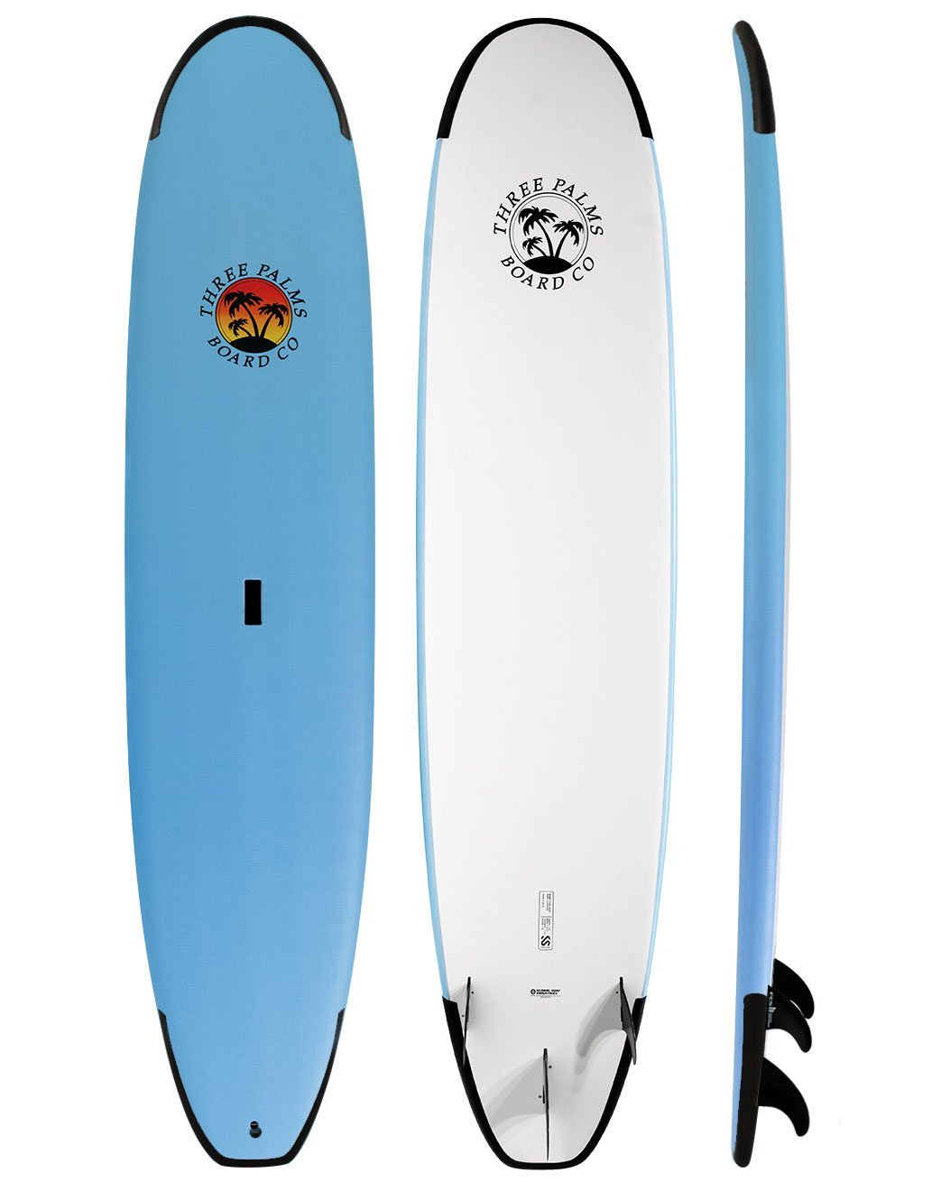 Three Palms Board Co - Soft (Online Only)