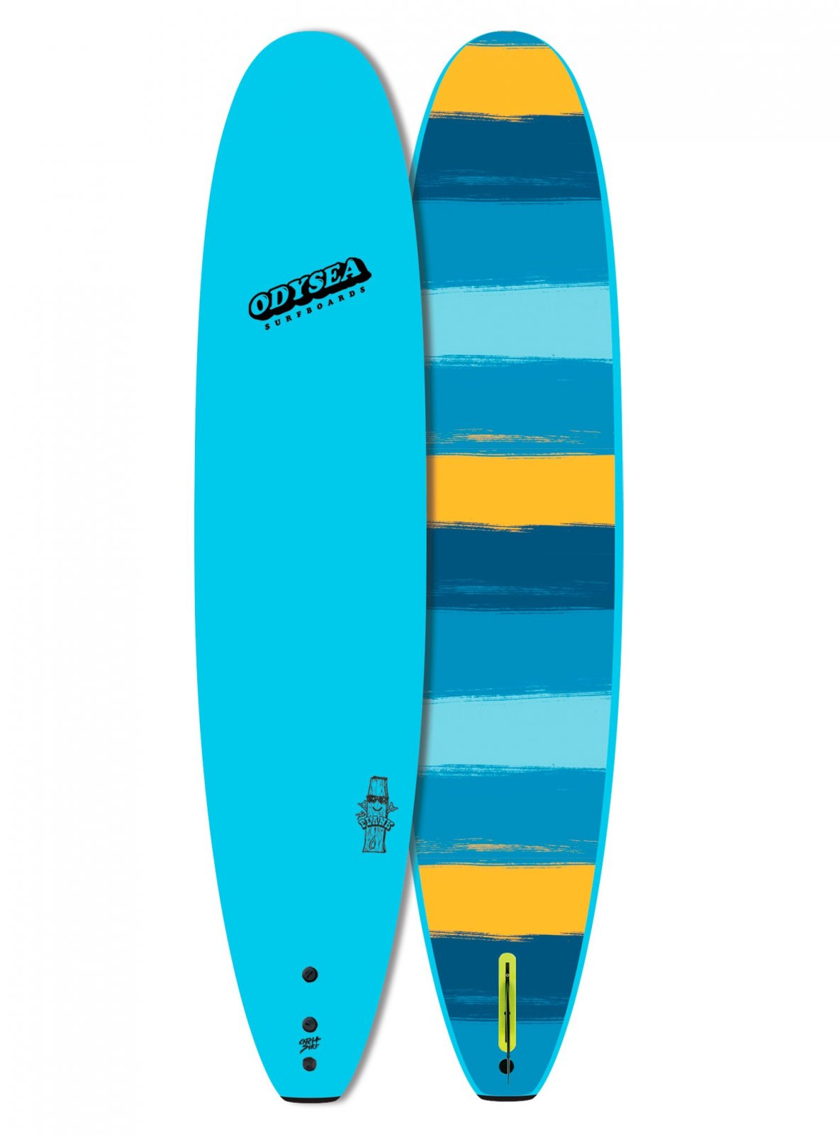 2020 Odysea 9-0 Plank - Single Fin