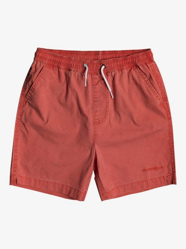 Boy's 8-16 Taxer 15 Elasticated Shorts
