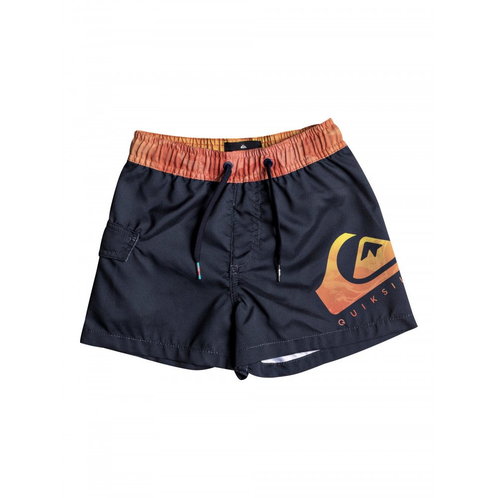 Lava Logo Volley Boardshorts