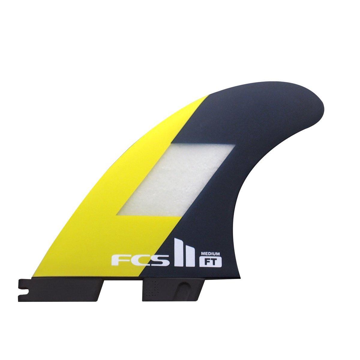 FCS II Filipe Toledo PC Tri Fins