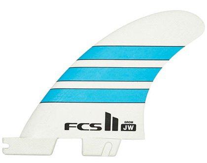 FCS II JW PG Grom Tri Retail Fins