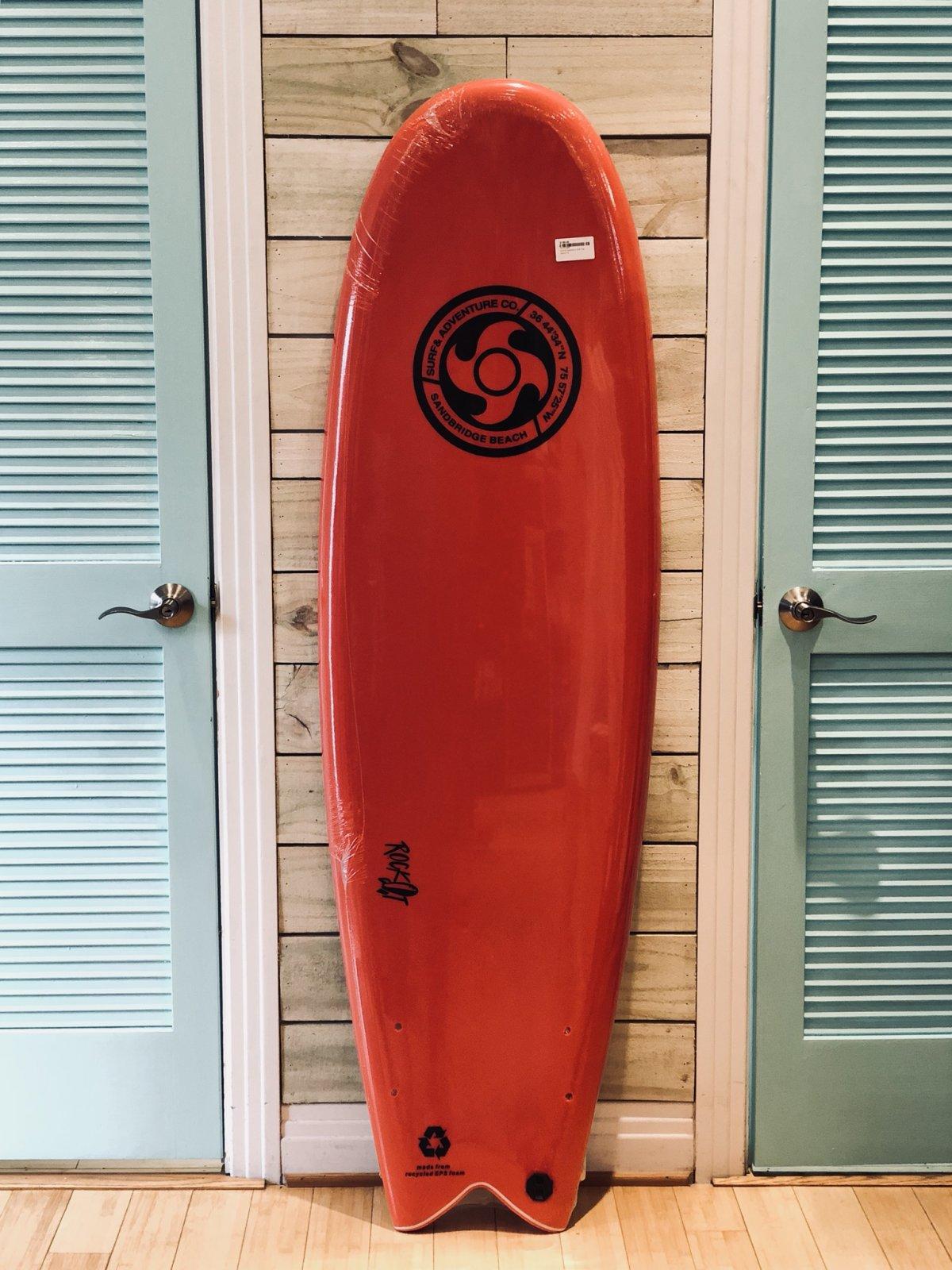 Surf & Adventure Soft Top