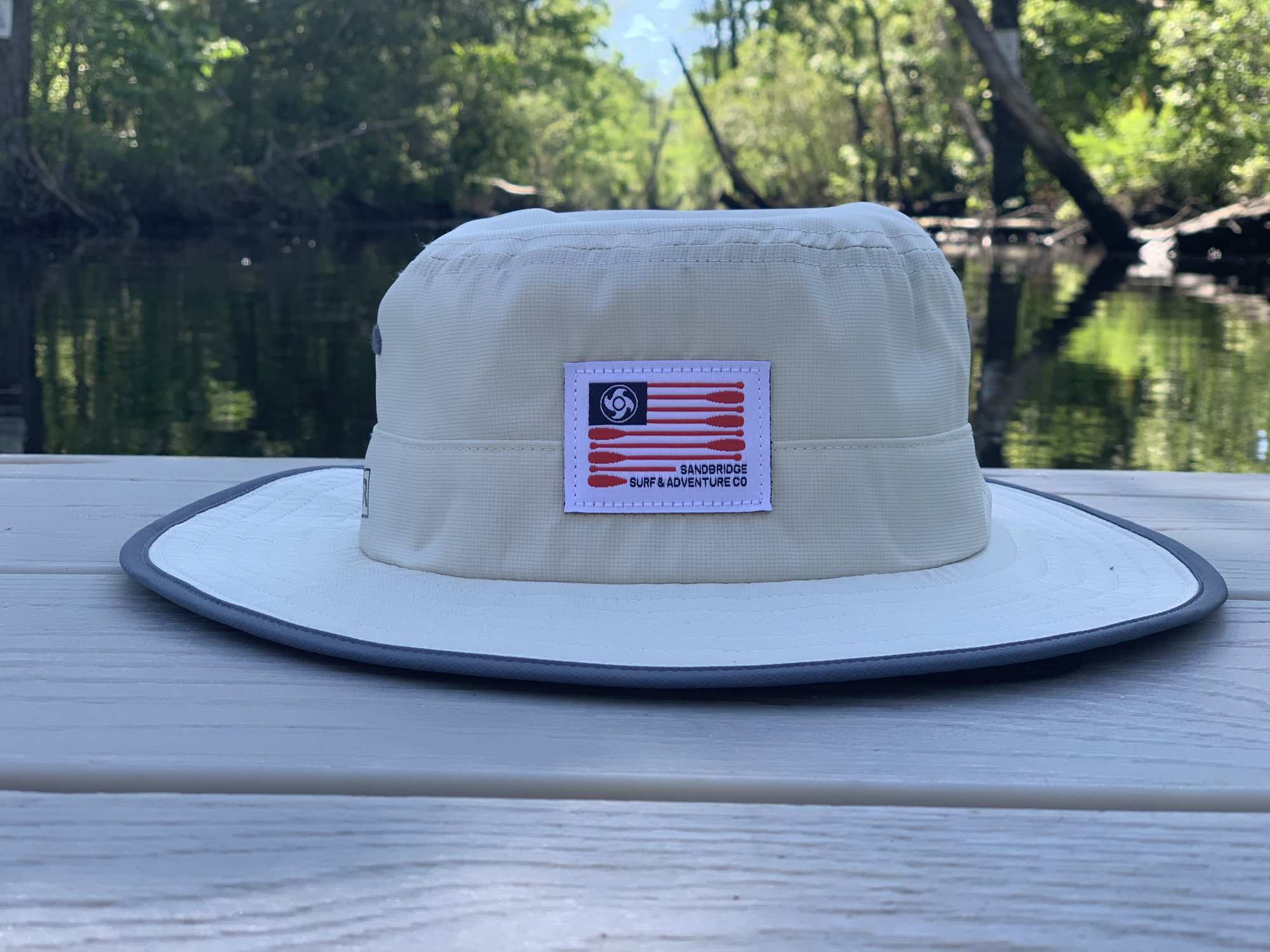 Paddle Flag Bucket Hat