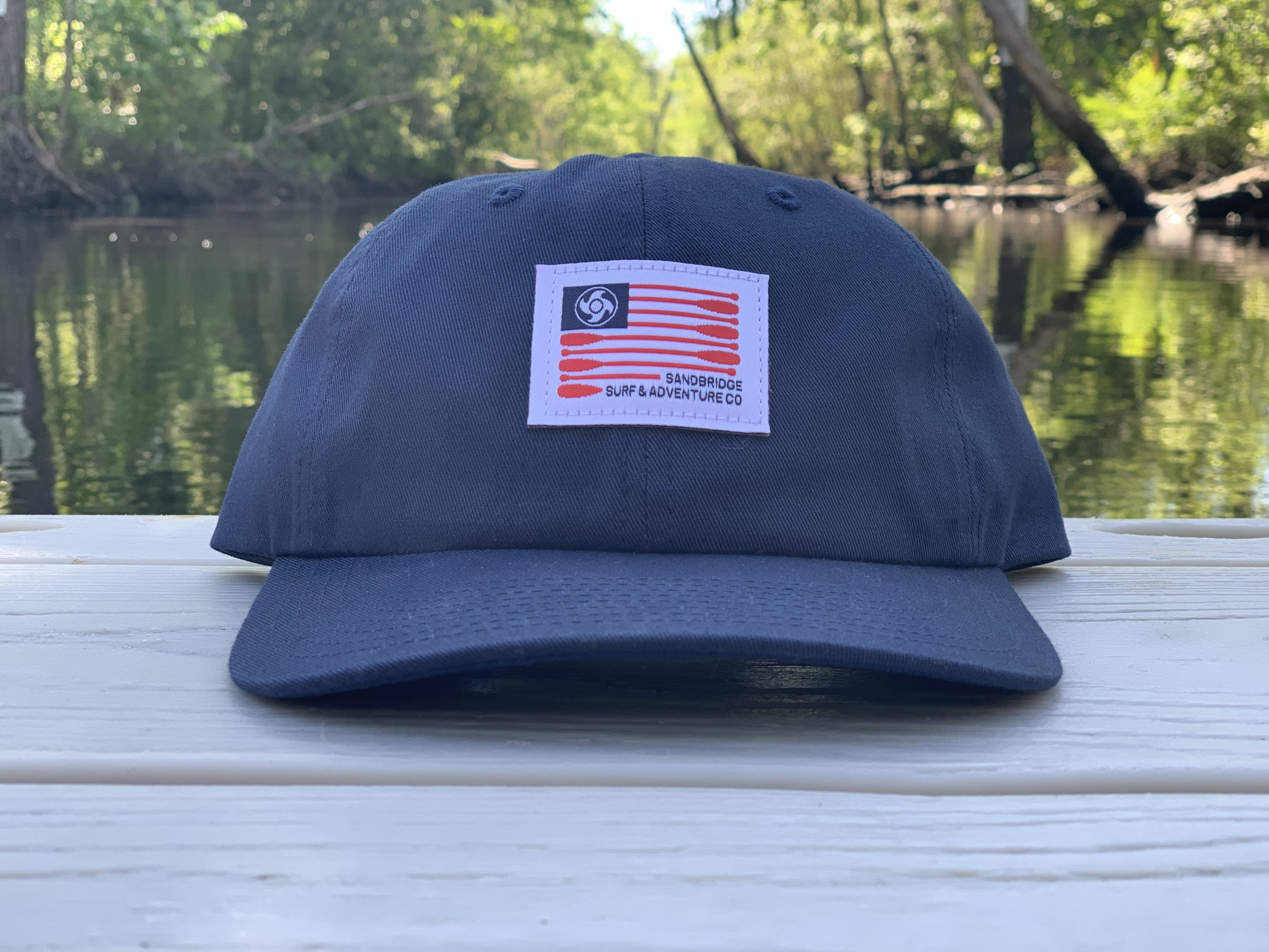 Paddle Flag Six Panel