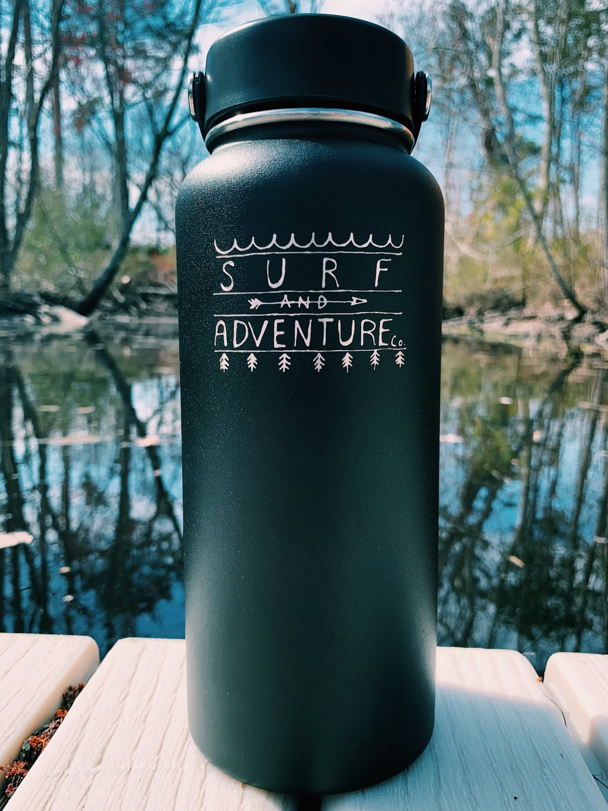 S&A Hydro Flask 32oz  Wide Mouth