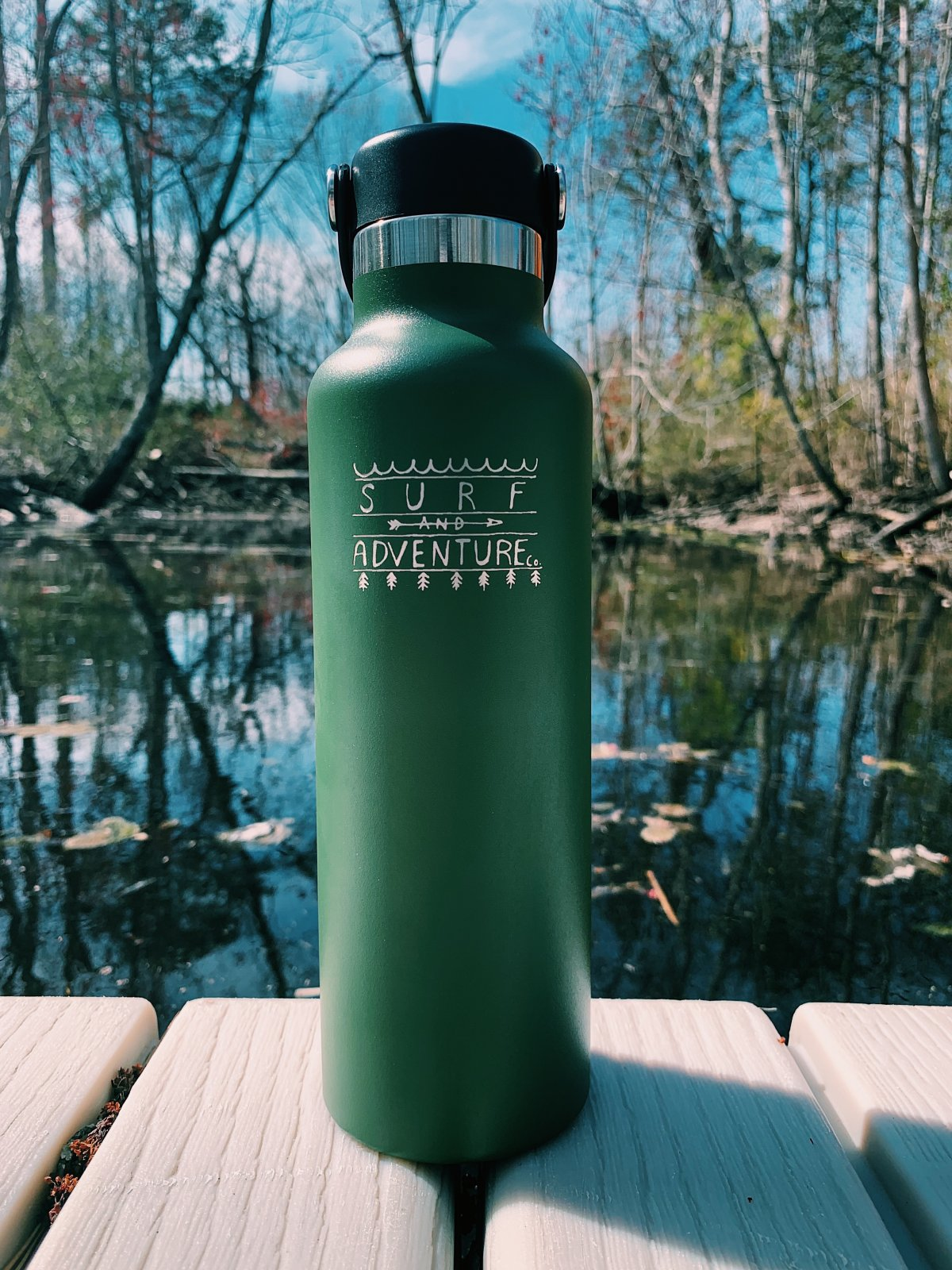 S&A Hydro Flask 21oz Standard mouth