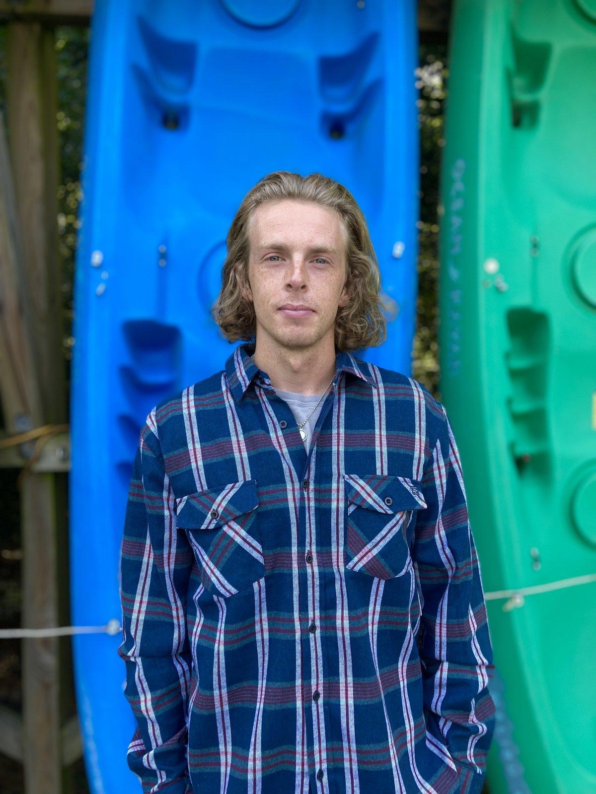 Surf & Adventure Koomer Flannel