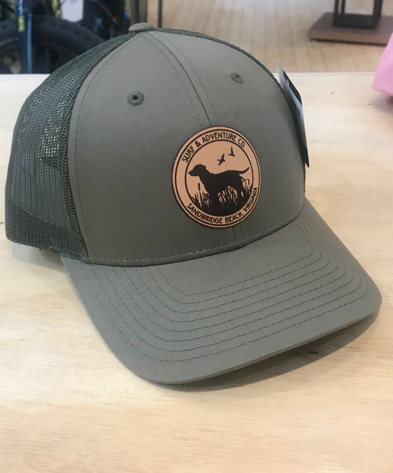 Bay Trucker Hat