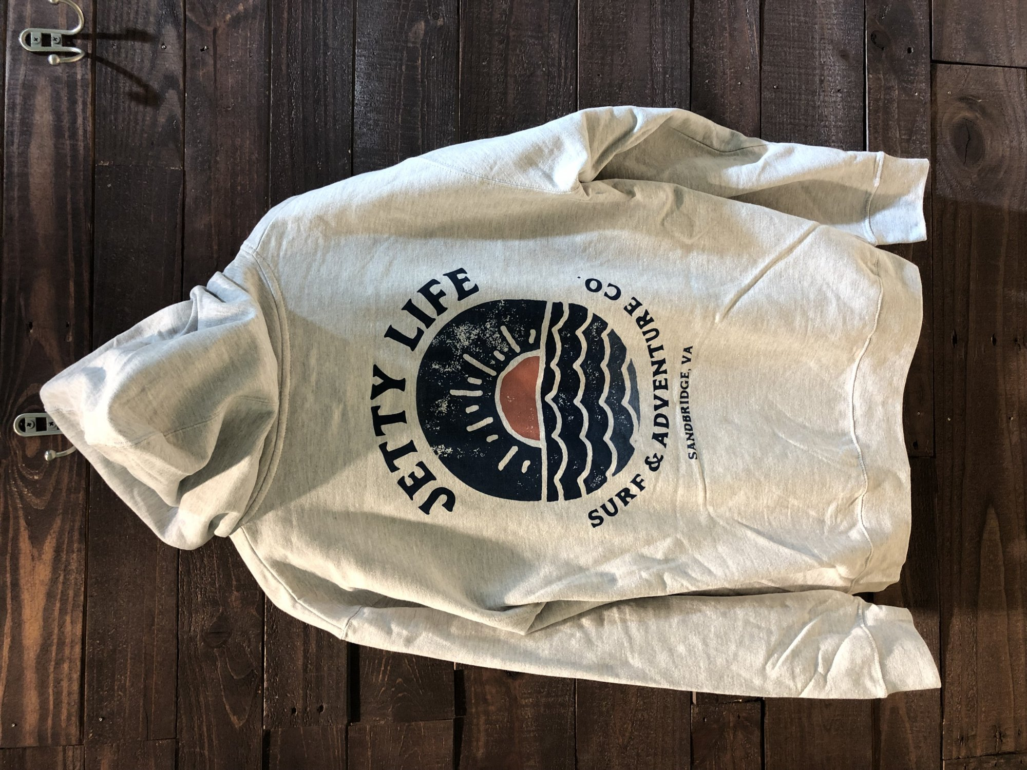 Jetty X Surf and Adventure SweatShirt