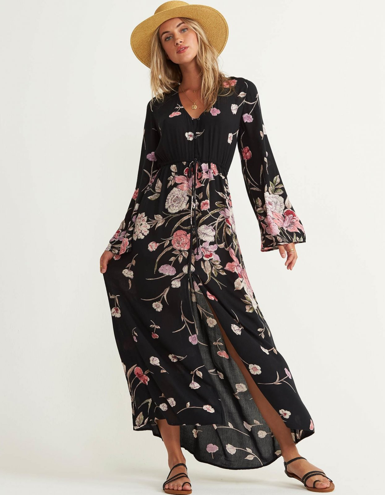 Desi Kimono Dress
