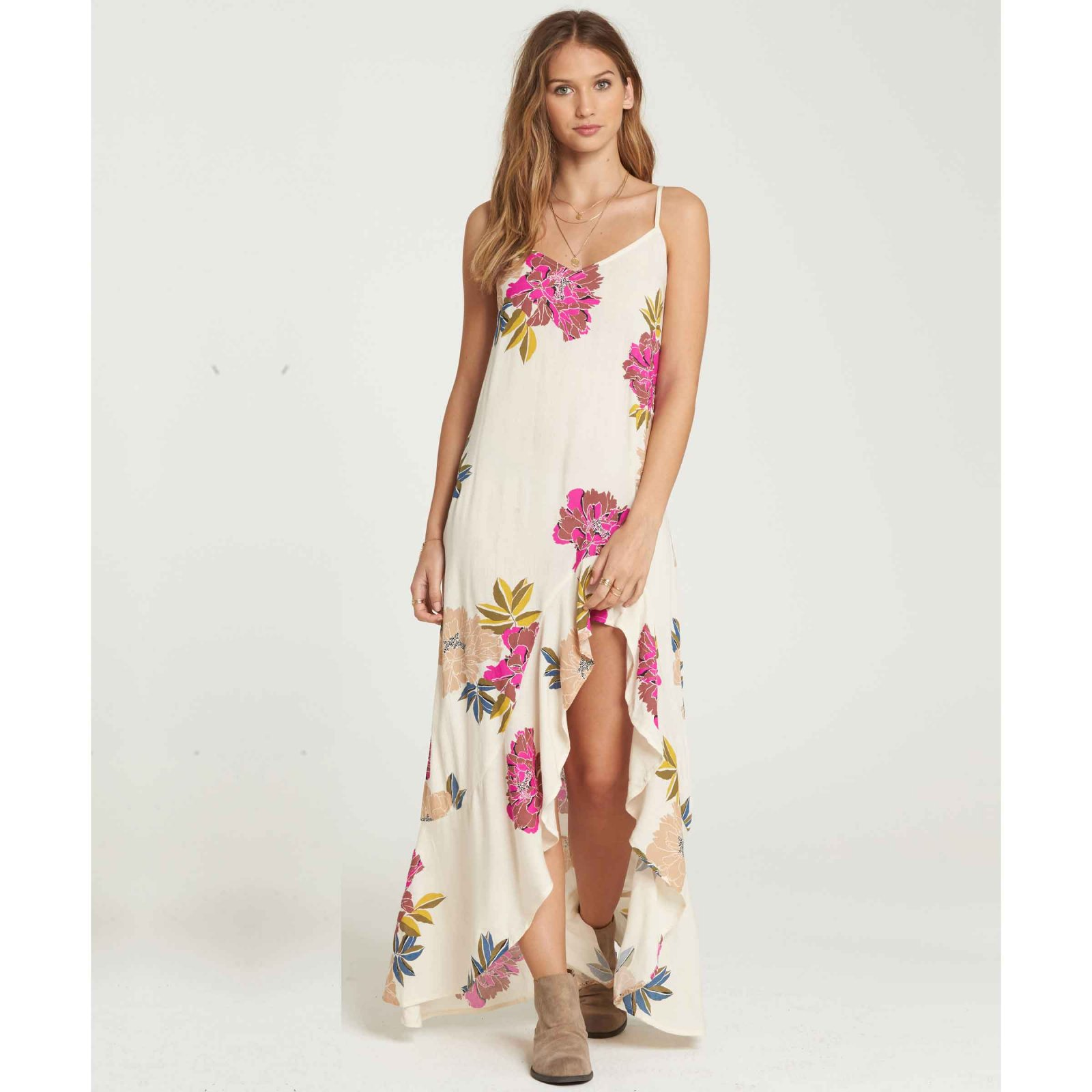 Kick It Up Maxi Dress