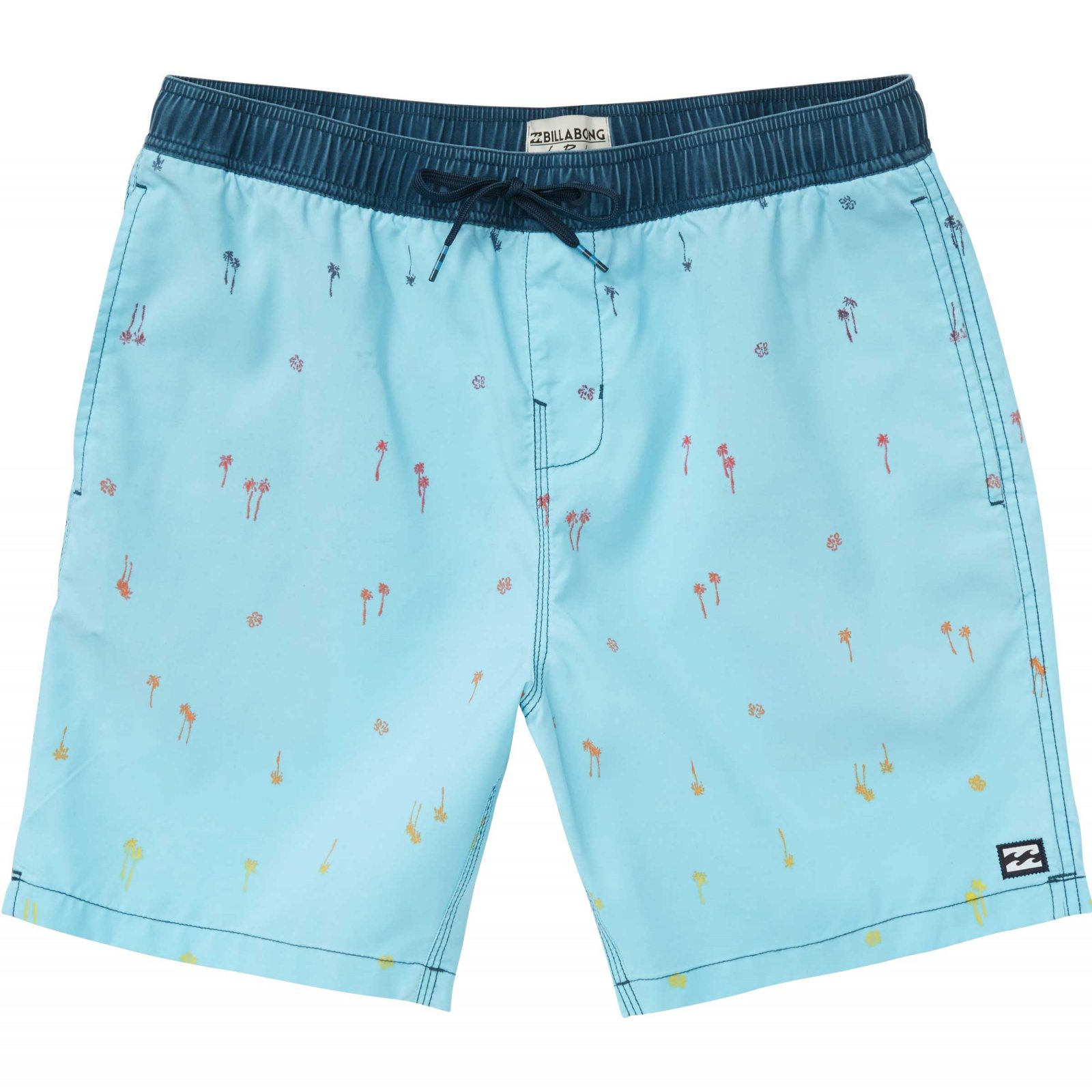Boys' Sundays Layback Boardshorts