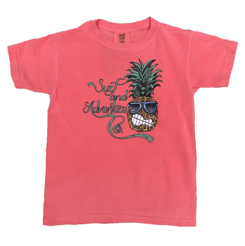 Mad Pineapple Youth Tee