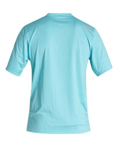 Boys' (2-7) All Day Wave Loose Fit Short Sleeve Surf Shirt