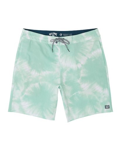 All Day Riot Lo Tides Boardshorts
