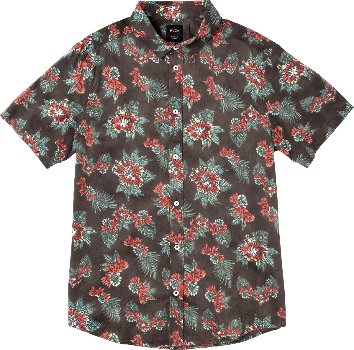 McMillan Floral Button-Up Shirt