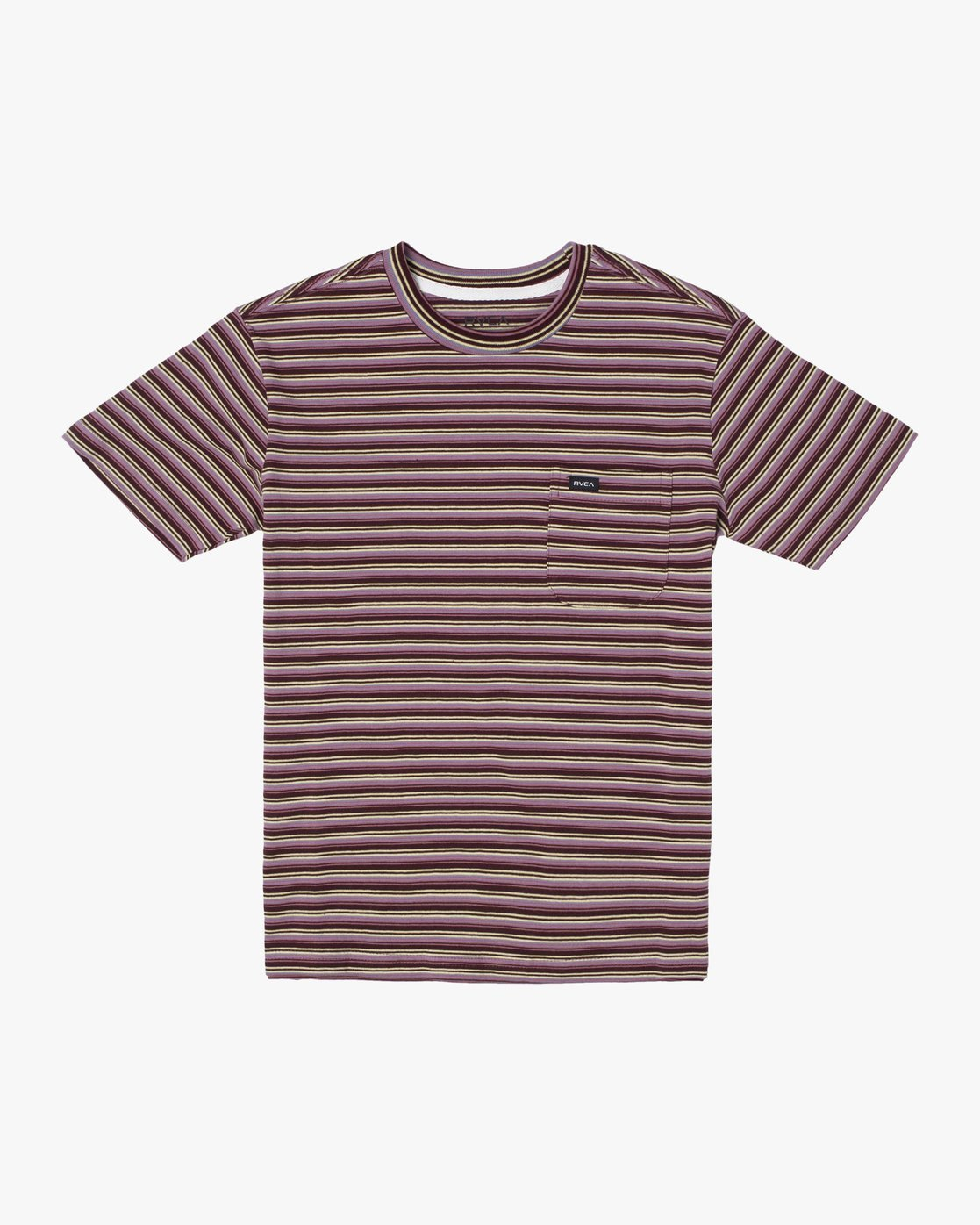 DOWNLINE STRIPE SHORT SLEEVE T-SHIRT