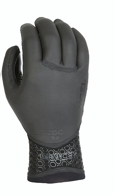 3MM DRYLOCK TEXTURE 5 FINGER GLOVE