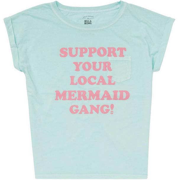 Girls' Mermaid Gang Tee
