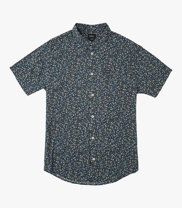 Revivalist Floral Button-Up Shirt
