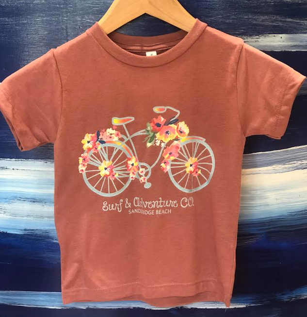 Bicycle Girls Tee