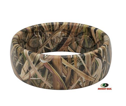 Goove Life Mossy Oak Camo Silicone Rings