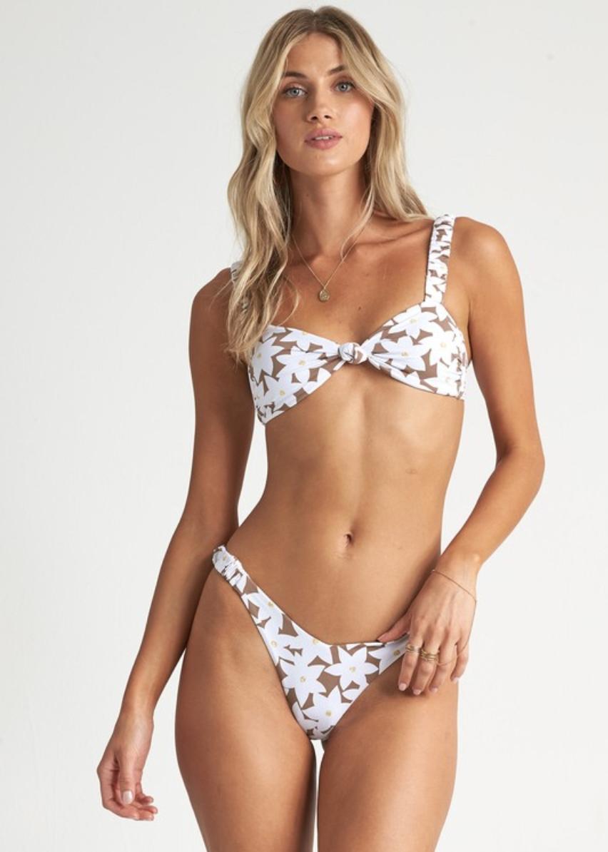 Slow Daze Knot Bikini Top