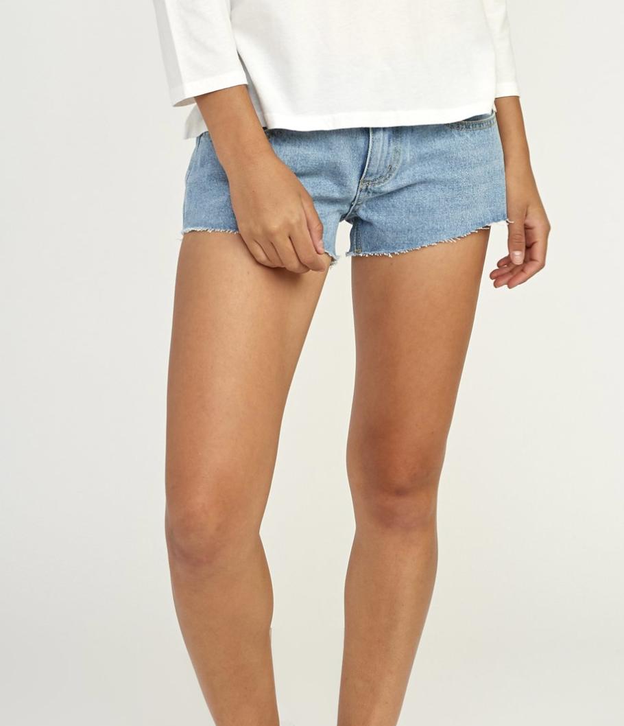 Hello Mellow Cutoff Shorts