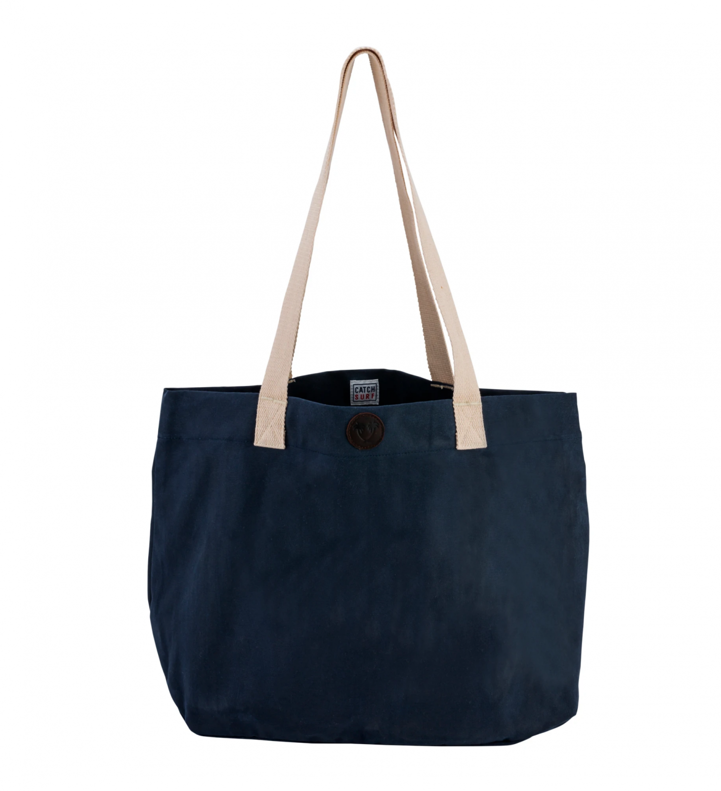 Catch Surf Waxed Canvas Tote