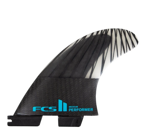 FCS Performer PC Carbon Tri Fin