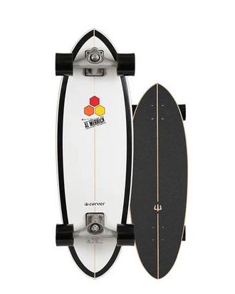 Carver Black Beauty Surfskate Complete