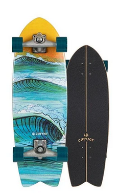 Carver Swallow Surfskate Complete