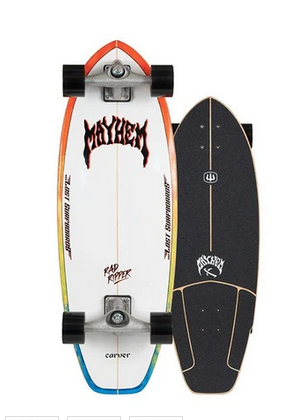 Lost x Carver Rad Ripper Surfskate Complete