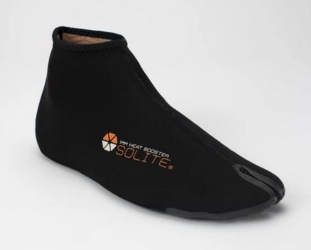 2021 Split Toe 1mm Neoprene Heat Booster Socks