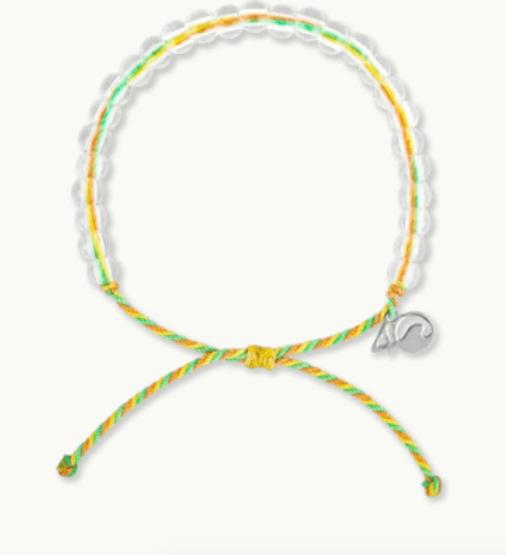 4ocean Sea Star Green/Yellow/Coral