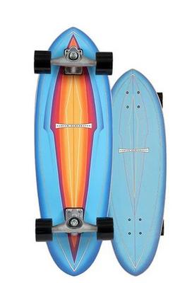 2020 | Carver 31 Blue Haze Surfskate Complete