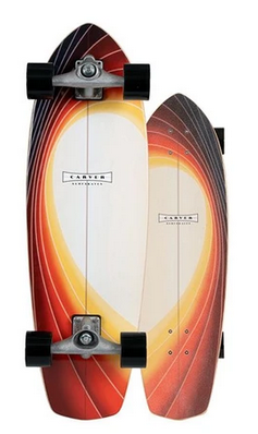 2020 | Carver 32 Glass Off Surfskate Complete