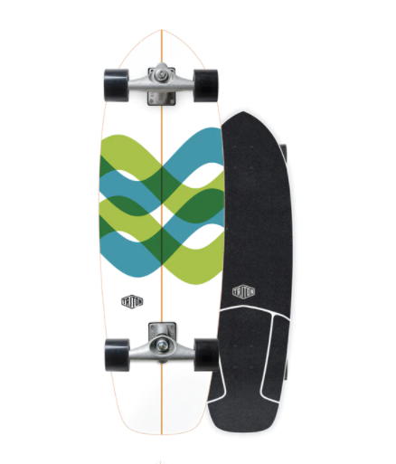 TRITON X CARVER 31 SIGNAL SURFSKATE COMPLETE