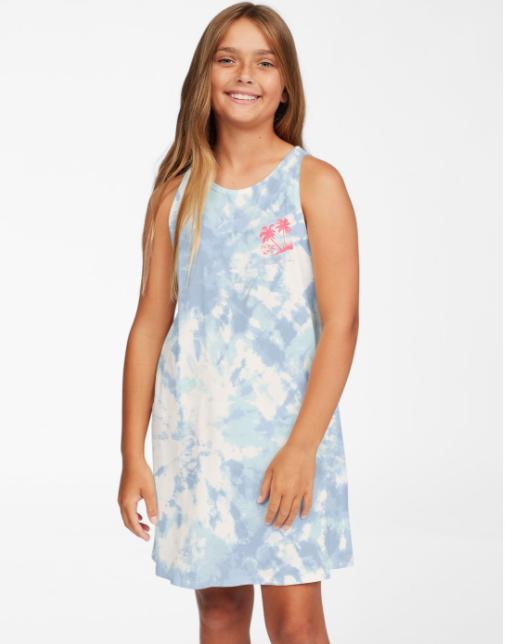 Easy Dayz Knit Tank Dress