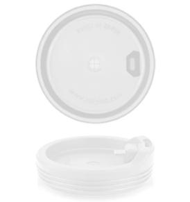 8 oz Silicon lids
