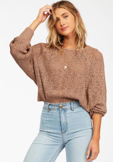 Sundown Knit Sweater