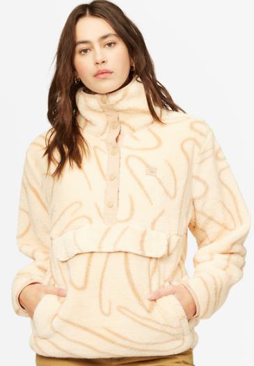 Switchback Pullover Fleece