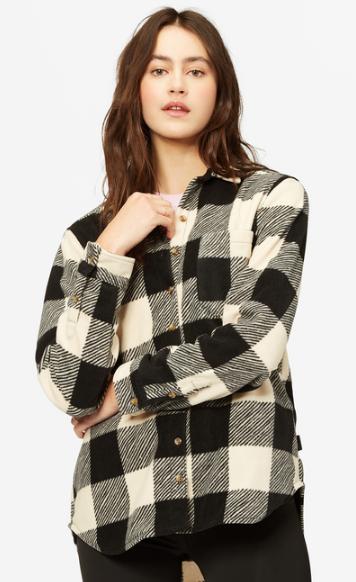 Forge Fleece Flannel