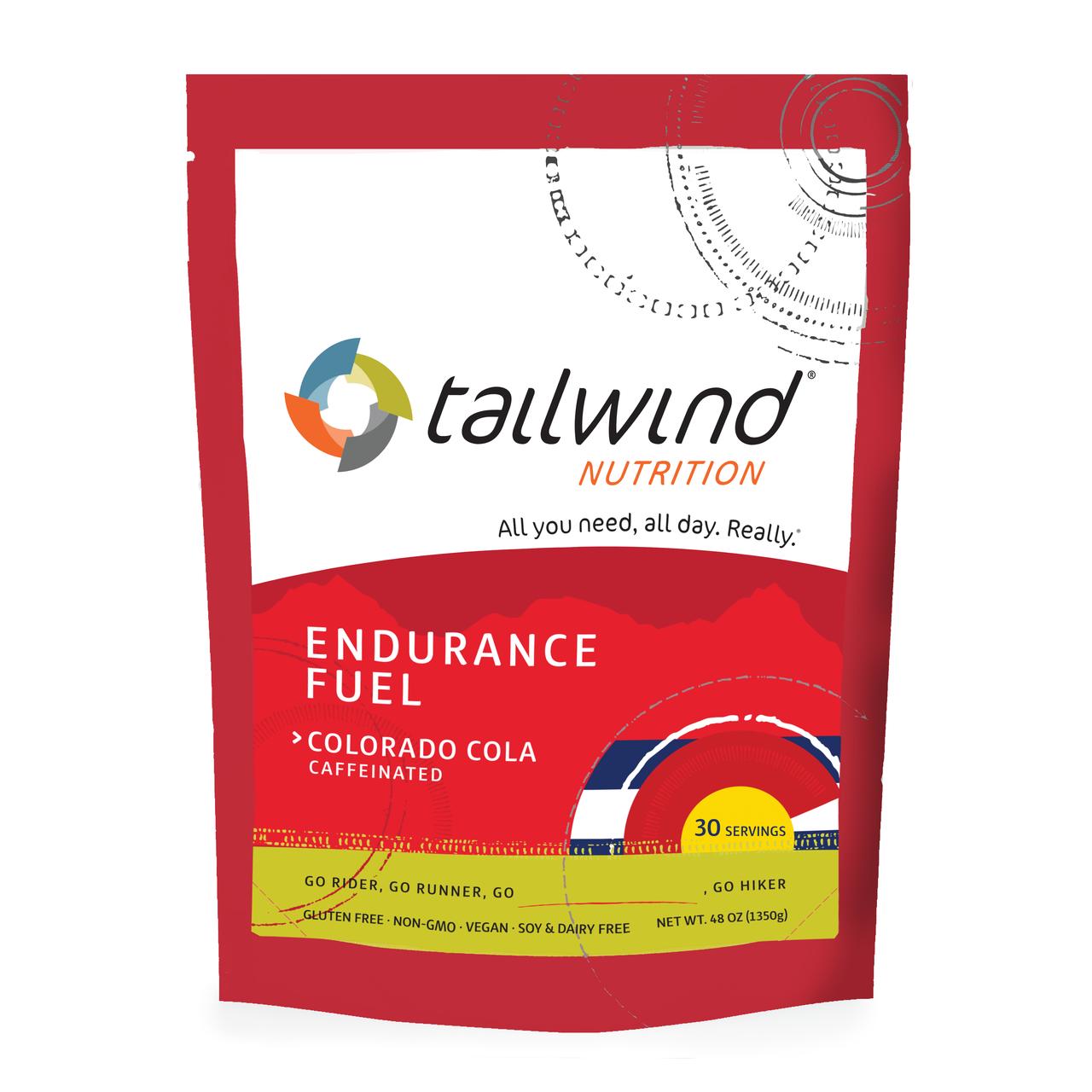 TAILWIND CAFFEINATED ENDURANCE FUEL COLORADO COLA