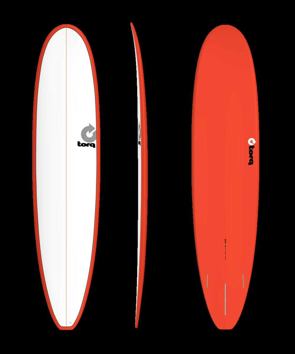 8'6 Longboard Pinline