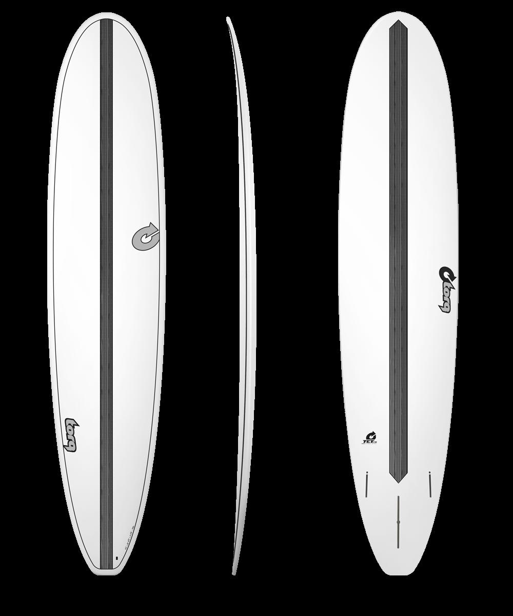 9'0 Longboard w/ Carbon Strip