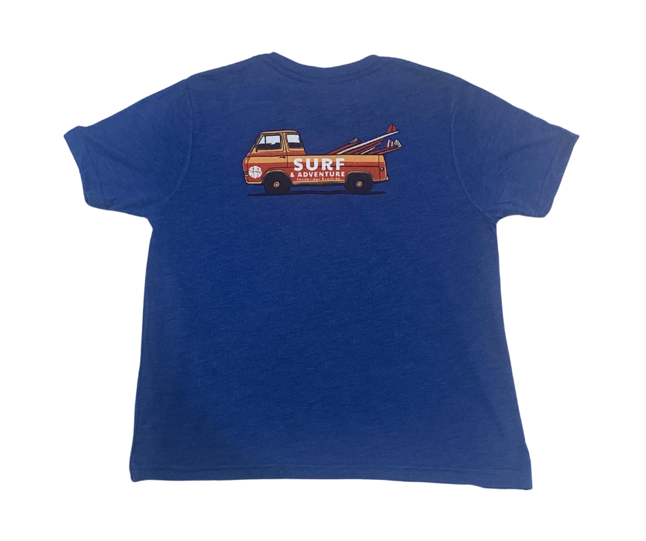 Youth S&A Surf Truck