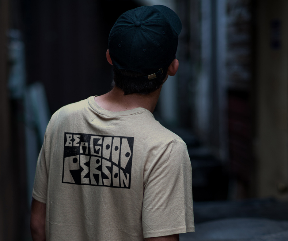 Surf & Adventure Be a Good Person S/S T-Shirt